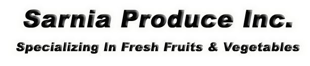 Sarnia Produce Inc. Serving Sarnia and Lambton County For Over 40 Years